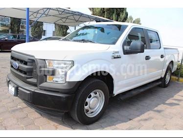 Foto venta Auto usado Ford F-150 XL Doble Cabina 4x2 (2017) color Blanco precio $410,000