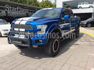 Ford F-150 XLT 4.2L V6 usado (2016) color Azul precio $2,200,000