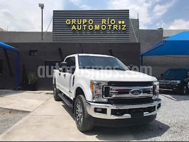 Ford F-250 Super Duty 6.4L Crew Cabina Diesel 4x4 Aut usado (2017) color Blanco precio $740,000