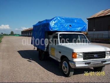 Foto venta Auto usado Ford F-350 Diesel (1988) color Blanco precio $280.000