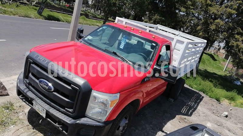 Foto Ford F-350 XL 6.2L usado (2016) color Rojo precio $450,000