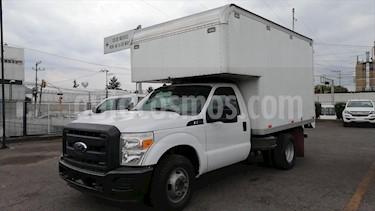 Ford F-350 XL 6.2L usado (2011) color Blanco precio $280,000