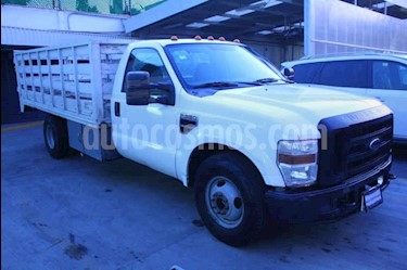 Ford F-350 XL 5.4L Super Duty  usado (2008) color Blanco precio $169,000