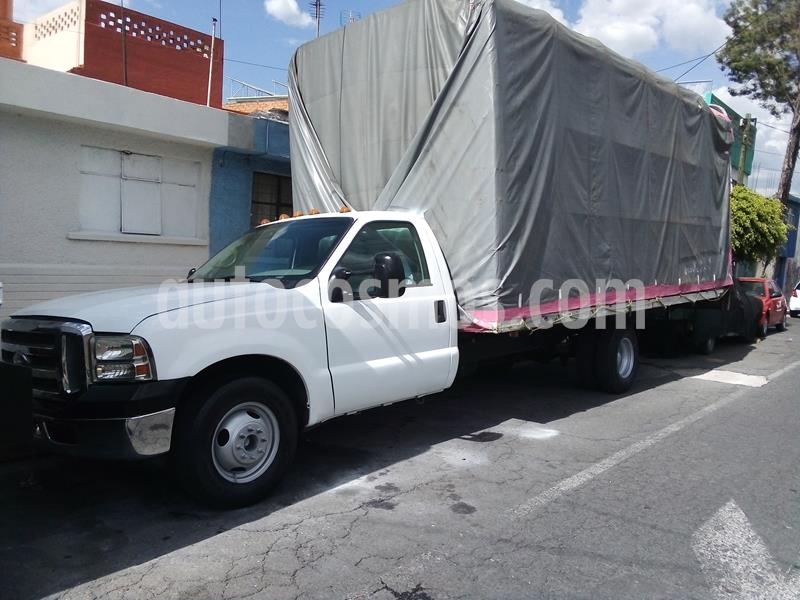 Ford F-350 XL 5.4L Super Duty  usado (2006) color Blanco precio $172,800