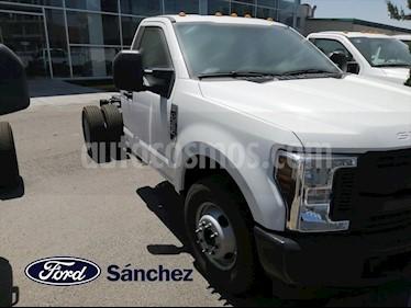 Ford F-350 XL 6.2L Plus usado (2019) color Blanco precio $618,000