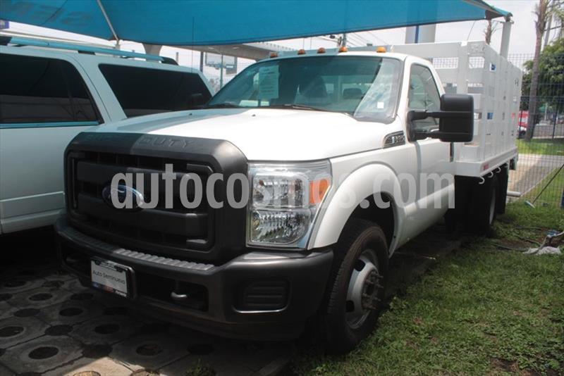 Ford F-350 XL 6.2L usado (2016) color Blanco precio $455,000