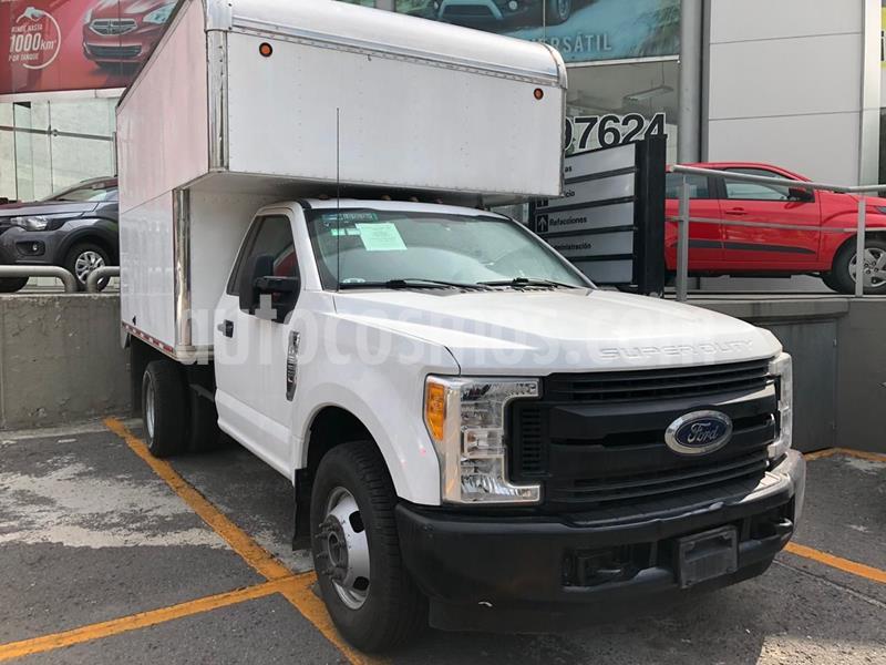 Ford F-350 XL 6.2L usado (2017) color Blanco precio $485,000