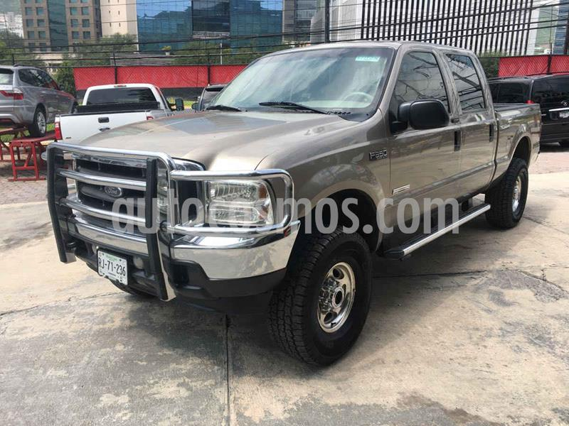 Ford F-350 XL 5.4L Super Duty  usado (2004) color Cafe precio $198,000