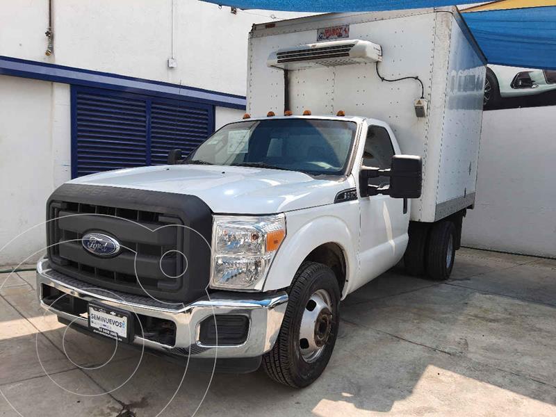 Foto Ford F-350 XL 6.2L Plus usado (2014) color Blanco precio $399,000