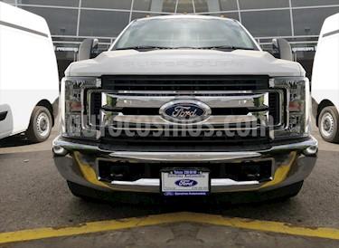 Ford F-350 XL 6.2L Plus usado (2019) color Blanco precio $630,000