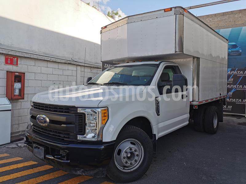 Ford F-350 XL 6.2L usado (2017) color Blanco Oxford precio $485,000