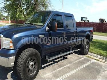 Ford F-350 XLT 6.2L Aut Ac usado (2005) color Azul precio $300,000