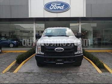 Ford F-350 K6E TA A/A usado (2019) color Blanco precio $619,900