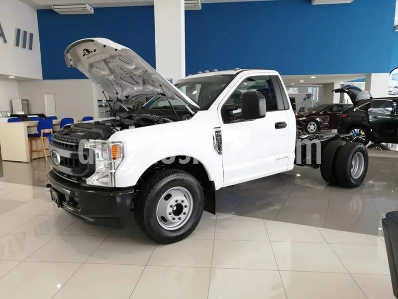 Ford F-350 XL 6.2L nuevo color Blanco Oxford precio $683,500