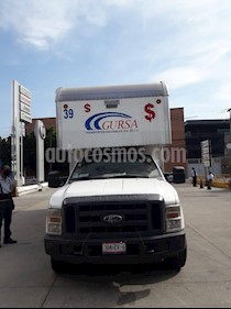 Ford F-350 XL 5.4L Super Duty usado (2010) color Blanco Oxford precio $250,000