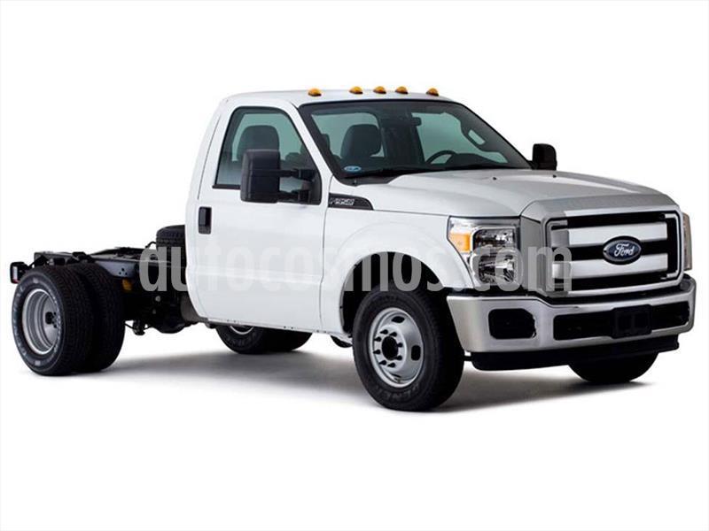 Ford F-350 XL 6.2L nuevo color Blanco Oxford precio $599,900