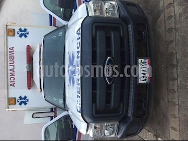 Foto venta carro usado Ford F-350 Triton 4x2 Sinc-A/A (2012) color Blanco precio u$s13.000