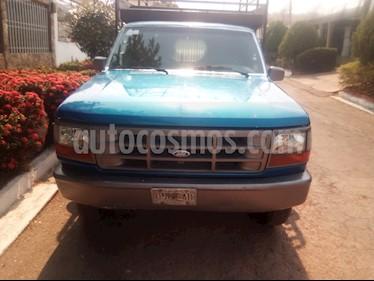 Ford F-350 Triton Furgon 4x2 usado (1994) color Azul precio u$s4.000