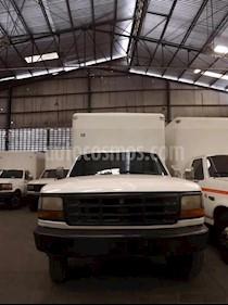 Foto venta Auto usado Ford F-350 XL 5.0L (1998) color Blanco precio $38,500
