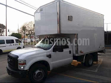 Foto venta Auto usado Ford F-350 XL 5.4L Super Duty (2010) color Blanco Oxford precio $270,000