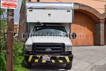 Foto Ford F-350 XL 5.4L Super Duty  usado (2007) color Blanco precio $173,900