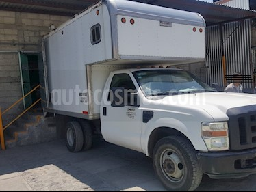 Ford F-350 XL 5.4L Super Duty usado (2009) color Blanco precio $205,000