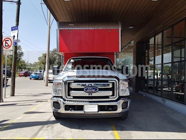 Foto venta Auto usado Ford F-350 XL 6.2L Plus Aut Ac (2016) color Blanco Oxford precio $472,000