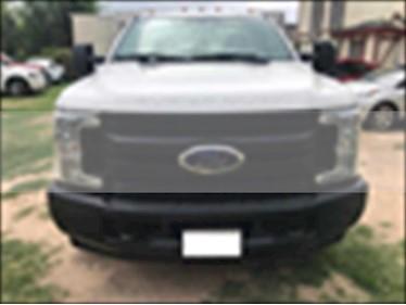 Ford F-350 XL 6.2L usado (2017) color Blanco precio $450,000