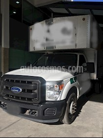 Ford F-350 XLT 5.4L Super Duty usado (2012) color Blanco precio $290,000