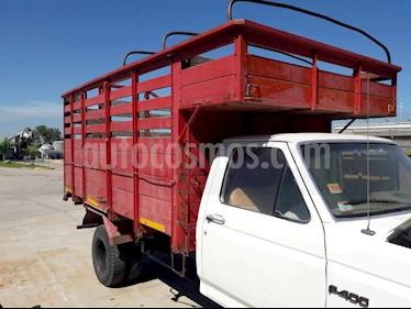 Foto venta Auto usado Ford F-400 4000 (1986) color Blanco precio $438.000