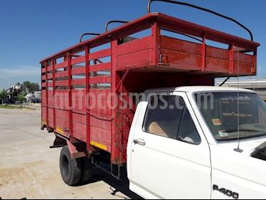 Foto venta Auto usado Ford F-400 4000 (1986) color Blanco precio $358.000
