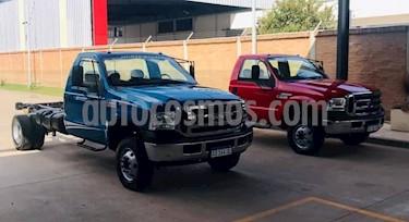 Foto venta Auto Usado Ford F-4000 2.8L 4x2 (2018) color Azul