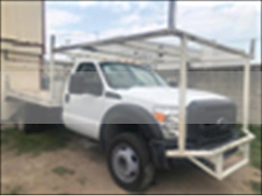 foto Ford F-450 2P XL V10 6.8 AUT usado (2015) color Blanco precio $350,000