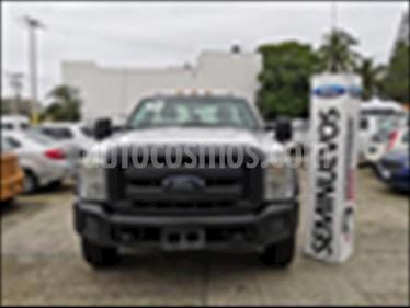 Ford F-450 KTP XL 6.8L Aut usado (2012) color Blanco precio $295,000
