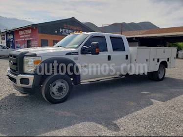 Ford F-450 XL 6.4L Super Duty Diesel Aut usado (2012) color Blanco precio $429,000