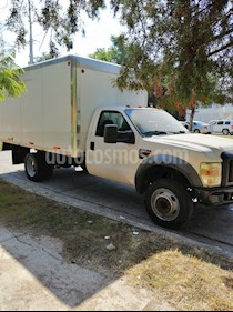 Ford F-450 XL 6.4L Super Duty Diesel usado (2009) color Blanco precio $265,000