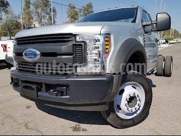 Foto venta Auto usado Ford F-450 XL 6.8L Super Duty Aut (2018) color Plata precio $720,000