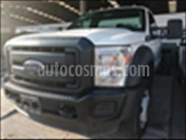 Ford F-550 KTP 6.7L DIESEL AT usado (2016) color Blanco precio $530,900
