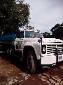 Ford F-750 6 cilindros usado (1979) color Blanco precio u$s5.000