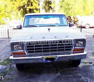 foto Ford F100 V8 Aut usado (1979) color Blanco precio $149,000
