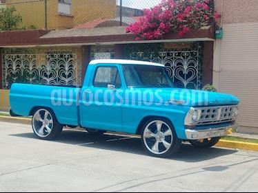 Ford F100 V8 Aut usado (1971) color Azul precio $260,000