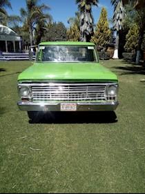 Foto Ford F100 V8 Aut usado (1969) color Verde precio $68,000