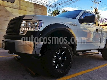 Ford F150 XL 4x4 Cabina Simple usado (2010) color Blanco precio u$s25.000