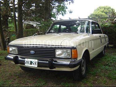 Foto venta Auto usado Ford Falcon 3.0L GL (1988) color Marron precio $250.000