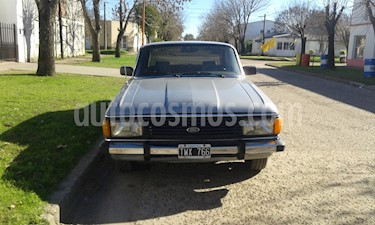 Foto venta Auto usado Ford Falcon 3.0L GL (1983) color Gris Plata  precio $155.000