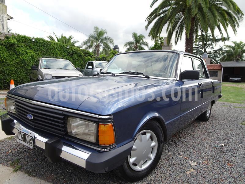 Ford Falcon 3.0L GL usado (1987) color Azul precio u$s4.500