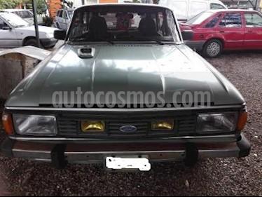 Ford Falcon RURAL DE LUJO 3.6 L usado (1986) color Verde precio $220.000