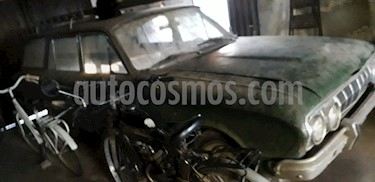 Ford Falcon Rural Ghia Full usado (1969) color Verde Oliva precio $60.000