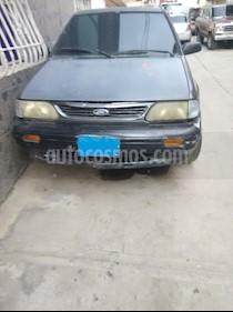 Ford Festiva casual 1.4 usado (2000) color Negro precio u$s750