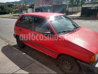 Ford Festiva casual 1.4 usado (1992) color Rojo precio u$s900